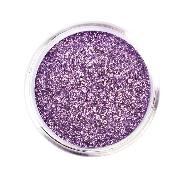 SiLiglit Grade II Polyesterglitter Lavendel