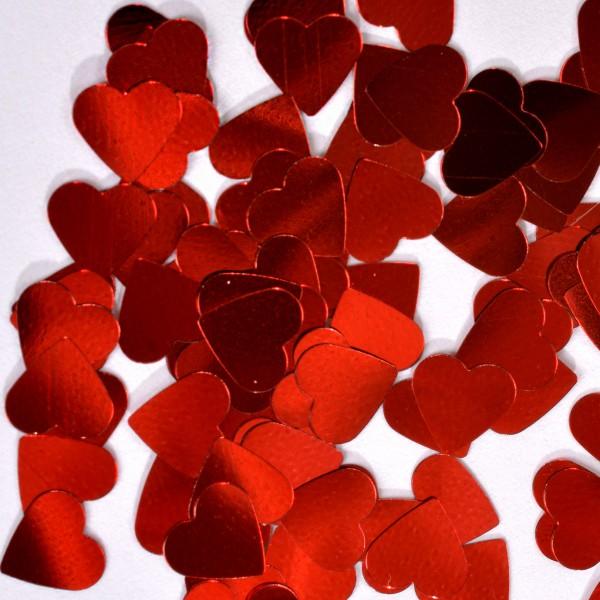 SiLiglit Herzen - Rot