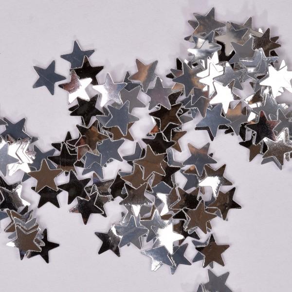 SiLiglit Sterne Silber