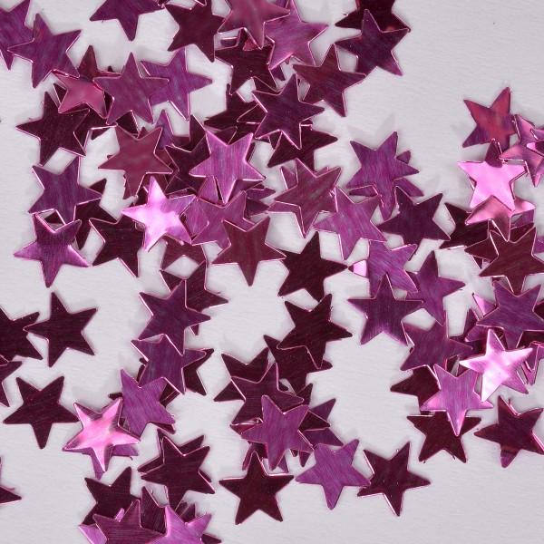 SiLiglit Sterne Hellrosa