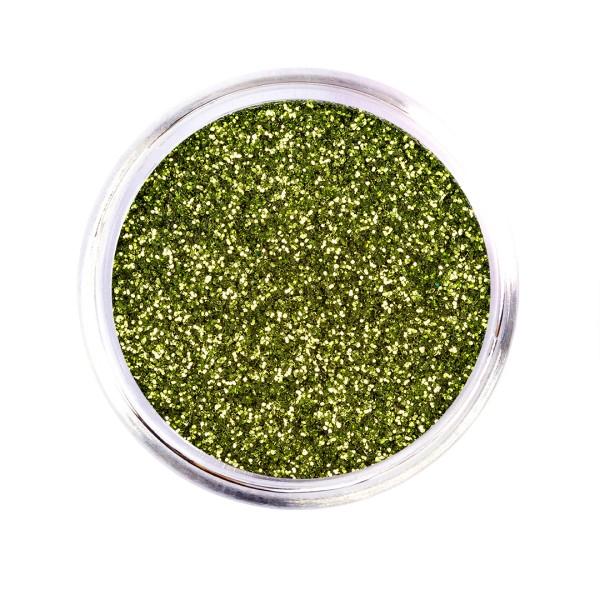 SiLiglit Grade II Polyesterglitter Meergrün